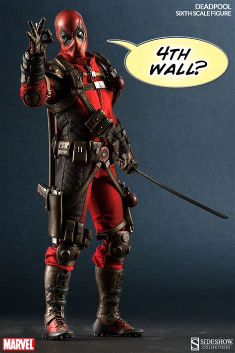 Exclusive Custom Deadpool 2 Terlaris pre order and images of deadpool sixth scale figure by