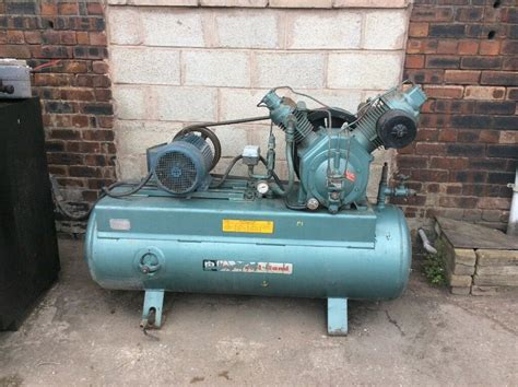 ingersoll rand type  industrial air compressor