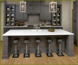 Kitchen Island With Bar Stools by Kitchen Island Bar Stools Home Design Ideas