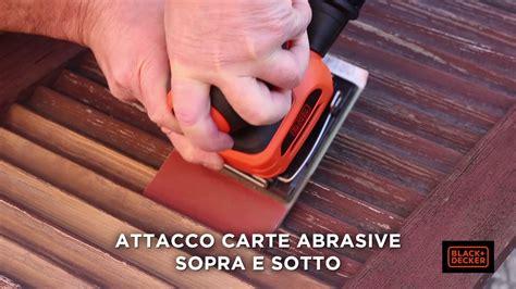 levigatrice per persiane in legno levigatrice per persiane ka401la black decker