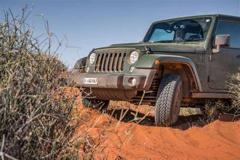 jeep wrangler 75th anniversary driven jeep celebrates