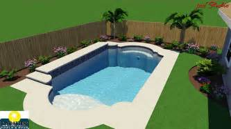 grecian pool design paradise grecian swimming pool with raised deck paradise