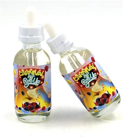 fruit roll up vape juice carnival eliquid by juice roll upz discount vape pen