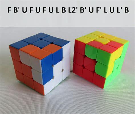 tutorial rubik mirror bahasa indonesia patron cubo rubik 3x3 figura n 4 algoritmos de 3x3