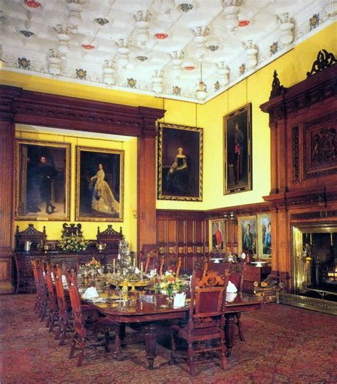 Great Dining Rooms top 11 ideas about balmoral on pinterest prussia castle