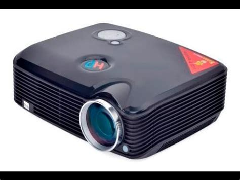 unic uc40 projector $100 [unboxing & review] 800