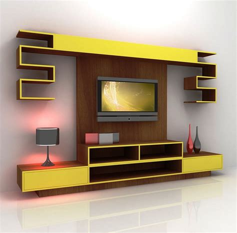 tv shelf design tv on the wall ideas mount hide wires wooden with floating