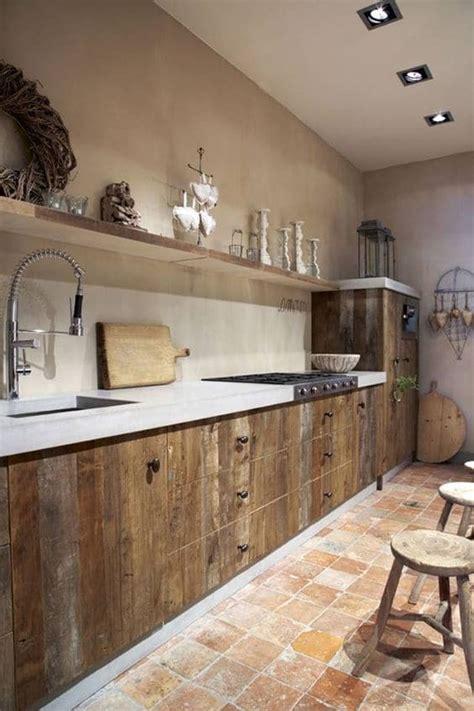 ver cocinas rusticas insp 237 rate con estas cocinas r 250 sticas de obra estreno casa