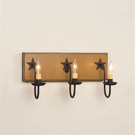 Primitive Vanity Lights 12 Best Images About Primitive Wall Mount Vanity Mirror Lights On Colors Tins And