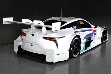 mobil balap di film cars mobil balap lexus lc 500 gt mulai ikut laga di super gt