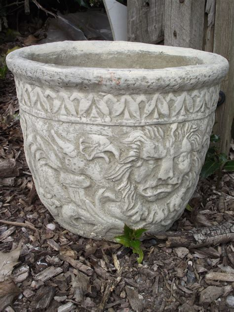 bathtub planters stone lion face tub planter stonecraft stourbridge