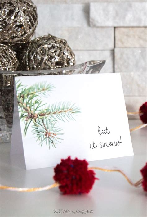 printable winter greeting cards december s free winter printable greeting card template