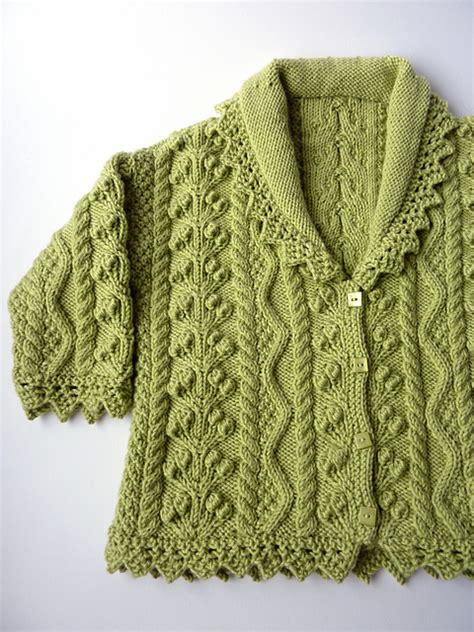 cardigan pattern ravelry ravelry lace edged cardigan pattern by debbie bliss