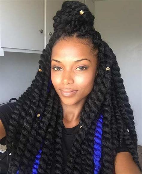 Hairstyles With Twists For Adults by 31 Stunning Crochet Twist Hairstyles Twist