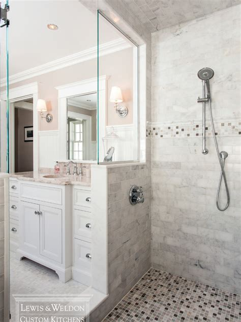 Walk Through Kitchen Designs by Bathroom Marble Walk In Shower Bathroom Walk In Shower No