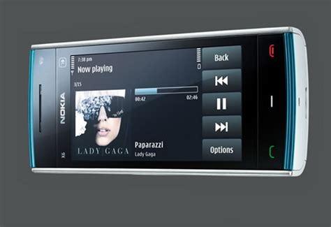 Harga Keypad by Spesifikasi Harga Nokia X6 8gb Spesifikasi Harga Elektronik