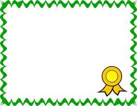 certificate border clip art cliparts co