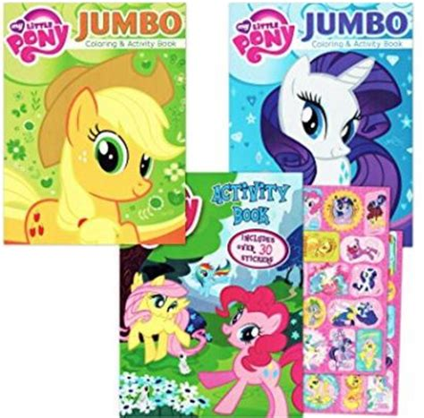 My Pony Colouring And Activity Pack Us Act Pc Ponpack my pony coloring book set only 8 93 shipped mojosavings