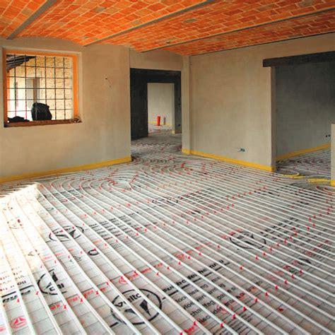 pompa di calore per impianto a pavimento come scegliere il riscaldamento la casa ecologica