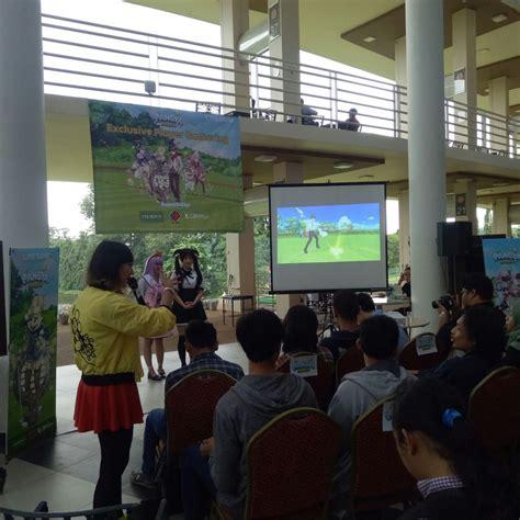 codashop line line perkenalkan gamenya di line pangya player gathering