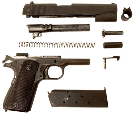 deactivated spec wwii colt 1911 allied deactivated guns deactivated guns