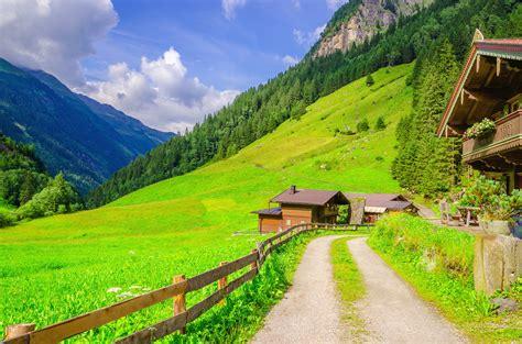 berghütten in tirol 6 daagse busreis tirol oostenrijk met 3 wandelingen