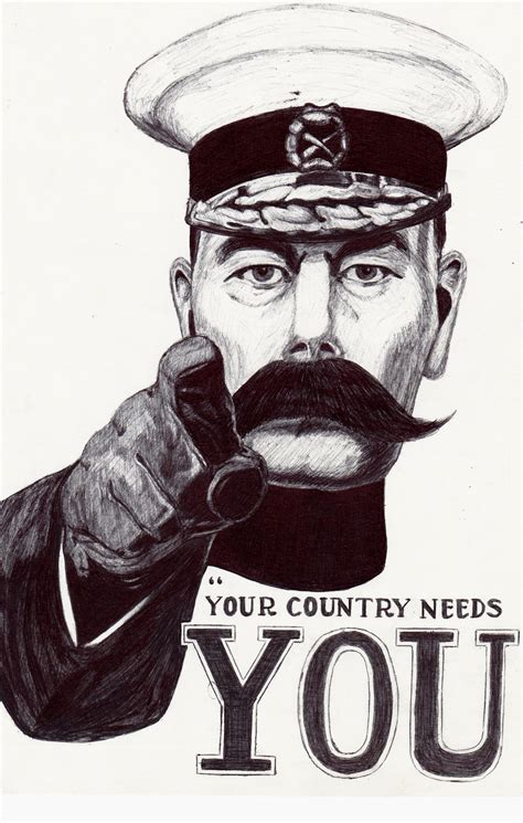 B D Kitchener by Lord Kitchener Wants You By Luisalarconramos On Deviantart