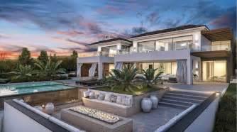 villas modernes maisons contemporaines immobilier de luxe