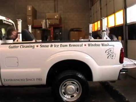 Thule 422xt Xsporter Truck Rack by Thule 422xt Xsporter Aluminum Truck Rack Demo By Rack