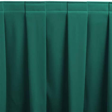 snap drape table linens snap drape box pleat table skirting