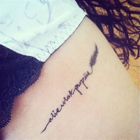 tattoo alis volat propriis little tattoo saying alis volat propriis together with a