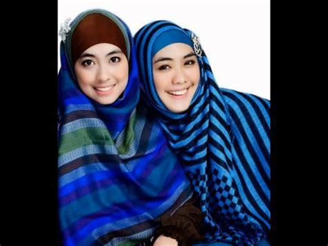 tutorial hijab ala oki asokawati hijab syar i ala oki setiana dewi youtube