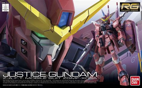 Rm 038 Grade Premium 1 009 rg 1 144 justice gundam bandai gundam models kits