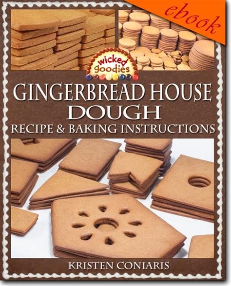 gingerbread recipe for houses gingerbread house dough recipe and baking instructions