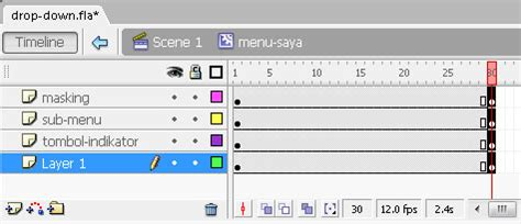 membuat dropdown menu flash membuat menu dropdown di flash 8 ng blog biar gak goblog