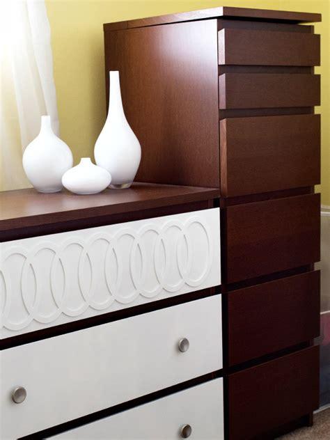 Malm Dresser Painted by Sarah Hearts Diy Ikea Malm Mid Century Modern Dresser