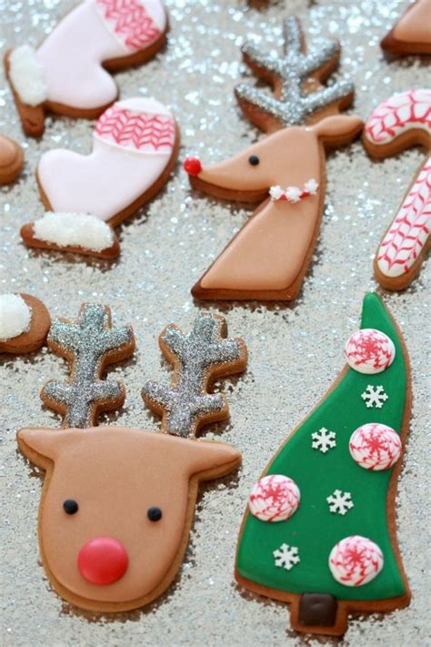 christmas cookies best decoration how to decorate cookies simple designs for beginners sweetopia