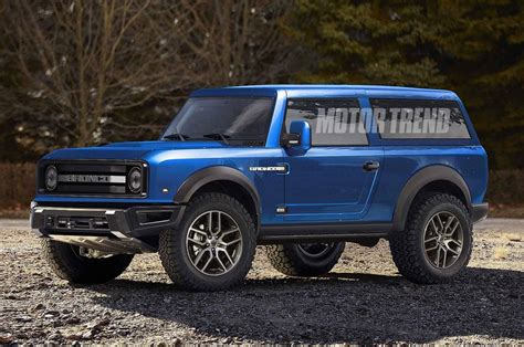 ford bronco 2020 motortrend on quot this is our best guess at what the