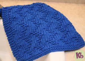 zig zag dishcloth knitting pattern zig zag dishcloth 171 kb looms blog