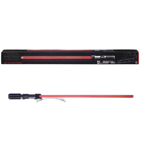 wars fx lightsaber wars the black series darth vader fx lightsaber