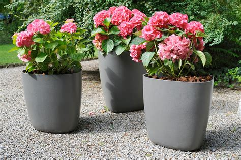 modern pots and planters contemporary outdoor planters and pots modern