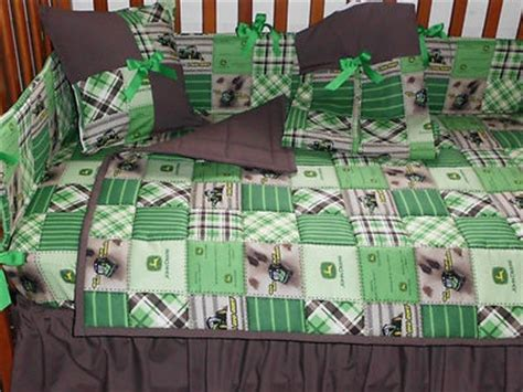 john deere baby bedding custom 9pc john deere baby crib bedding set new i dig dirt