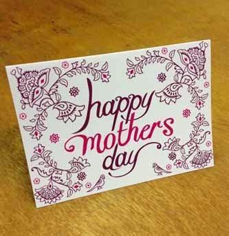 membuat kartu ucapan mother s day about feels