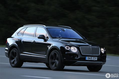 bentley bentayga 2015 bentley bentayga 20 october 2015 autogespot