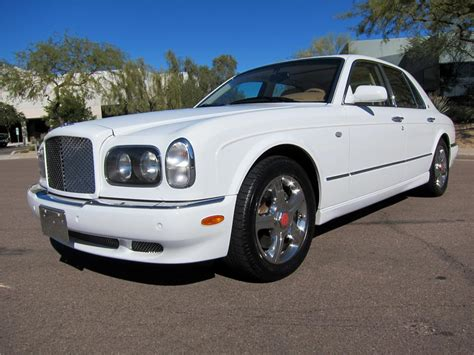 bentley coupe 4 door 2001 bentley arnage red label turbo 4 door sedan 125707