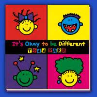 it s ok to be different books padresyteachers dibujos en ingl 233 s