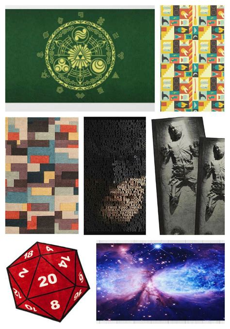 nerd home decor geek decor 17 geeky area rugs our nerd home