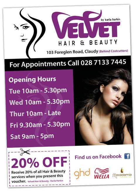 leaflet design for beauty salon pin by kylie smith on flyer ideas pinterest