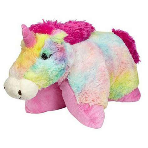 top 5 pillow pets plush pillows for ebay - Pillow Pet Rainbow Unicorn