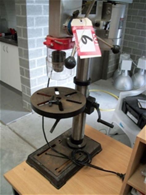 bench drill press australia bench drill press ryobi model bd12 12 speed 16 mm key